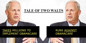 Tale of two walts
